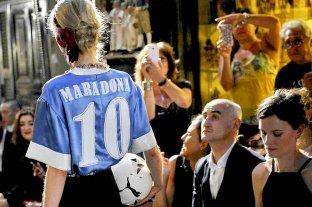 Una reconocida firma italiana de moda deberá indemnizar a Maradona