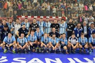Las Selección masculina de Handball definió los jugadores que buscarán clasificar al mundial 2021