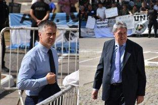 Testimonios previos a la asunción de Omar Perotti