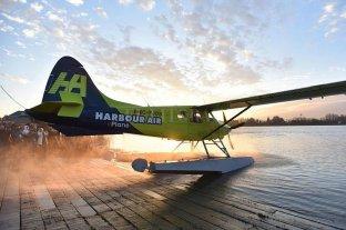 Canadá prueba con éxito el primer avión comercial electrico