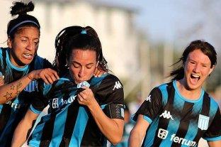 Racing: primer club en firmar un compromiso contra la violencia de género con ONU
