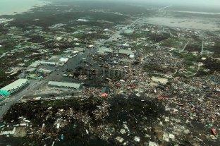 Quedan 50 cadáveres sin reclamar tras el paso del huracán Dorian por Bahamas
