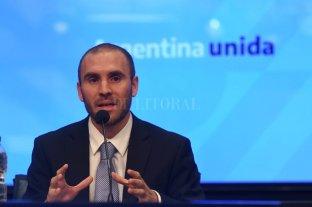 """Guzmán afirmó que buscarán detener """"la contracción económica"""""""