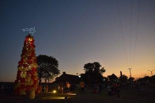 El árbol de Navidad más lindo del mundo, es santafesino -  -