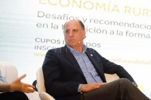 Jorge Chemes fue elegido presidente de Confederaciones Rurales Argentinas