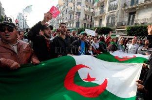 En un clima de tensión Argelia elige presidente