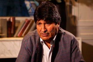 Evo Morales llegó a la Argentina para ser refugiado -  -