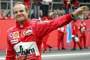 Ex piloto brasileño Barrichello recuerda a Schumacher por su falta de solidaridad