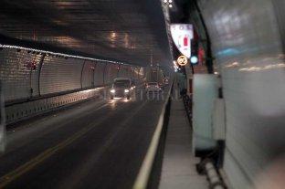 En fotos: imágenes desconocidas del Túnel Subfluvial -  -