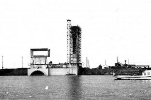 En fotos: así fue la construcción del Túnel Subfluvial