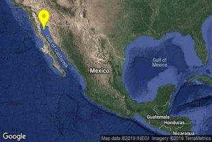 Sismo de 4.8 grados se registró en Baja California