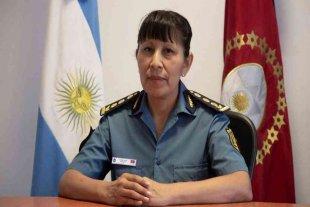 Por primera vez, una mujer asumió como jefa de la Policía de Salta