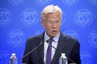"""Desde el FMI apoyan """"las medidas de protección social"""" del gobierno nacional"""