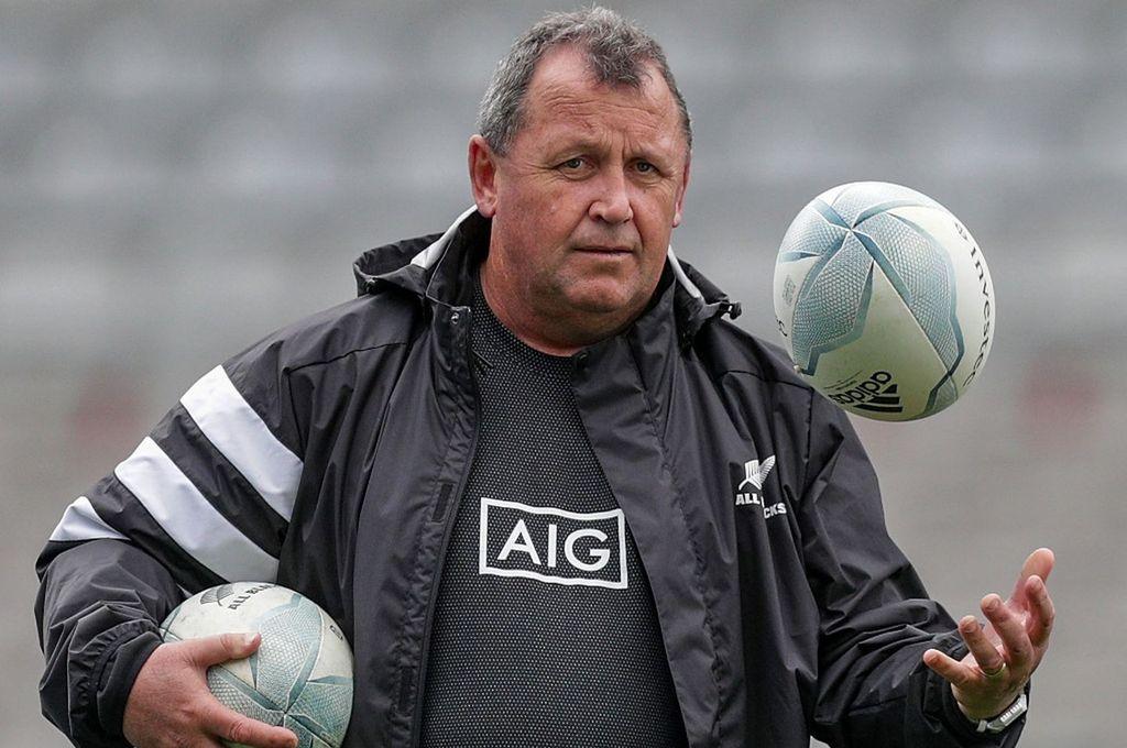 Ian Foster. Tras formar parte del staff durante ocho años, a partir de 2020 se transformará en entrenador principal del Seleccionado de Nueva Zelanda.  <strong>Foto:</strong> gentileza NZRU