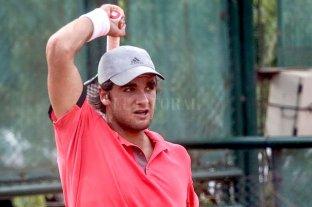 Levantan una suspensión por doping a un tenista juvenil argentino
