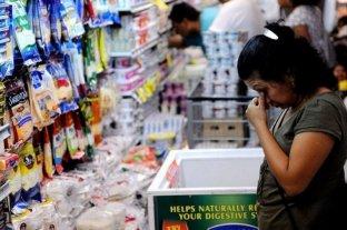 Los alimentos siguen aumentando mucho más rápido que la inflación
