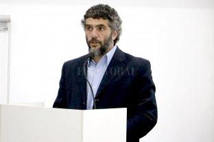 Caussi, interventor en la EPE  - Mauricio Caussi. -
