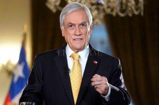 Diputados rechazó la acusación constitucional contra Piñera por supuestas violaciones a los DDHH