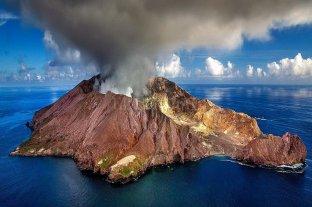 Nueva Zelanda compra piel humana a Estados Unidos para las víctimas del volcán Whakaari
