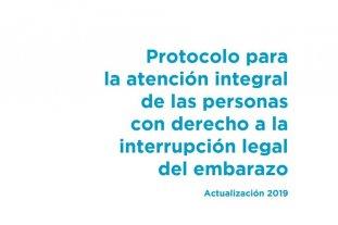 Las 79 páginas del protocolo para la interrupción legal del embarazo -  -