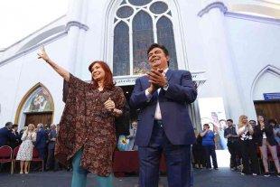 """Cristina Fernández denunció """"gran desigualdad"""" entre la Capital y el resto del país"""