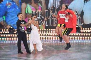 Flor Vigna y Facu Mazzei son los primeros finalistas del Bailando