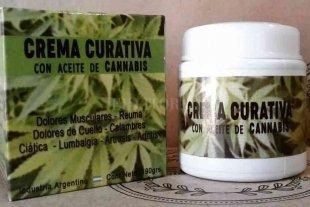 La ANMAT prohibió la comercialización de una crema cannábica