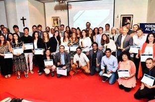 Se concretó la entrega de los  premios Adepa al Periodismo