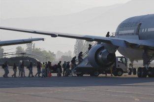 Chile expulsó a 56 extranjeros