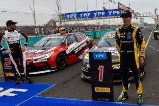 Rossi y Pernía definen el título en el Super TC2000