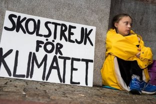 Greta Thunberg se tomará una vacaciones