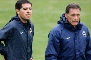 Riquelme y Ameal se reunirán con Miguel Ángel Russo