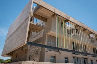 Avanza la segunda etapa de la construcción de residencias estudiantiles en la Ciudad Universitaria -  -