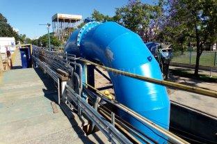 La bajante del río afecta el funcionamiento de la planta de Aguas Santafesinas -  -
