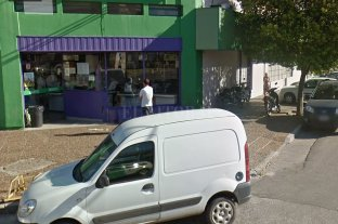Asaltaron un reconocido supermercado de Barrio Roma -