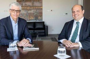Pablo Ceriani asumió como nuevo presidente de Aerolíneas Argentinas