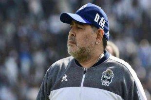"""Diego Maradona: """"De la droga me sacó Dalma"""""""