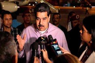 Nicolás Maduro llegó a Cuba para asistir a la cumbre del ALBA
