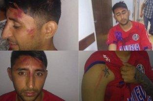 """Alan Ruiz contó su versión de los hechos: """"Eran 25 contra nosotros y nos robaron todo"""" - El jugador terminó golpeado"""