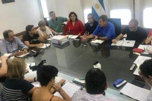 Primera reunión del gabinete municipal -  -