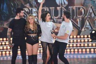 Nico Occhiato le ganó a Karina y define el Bailando contra Flor Vigna