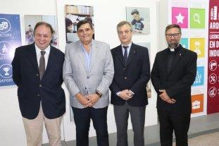 De Palma, nuevo rector de la UCSF