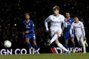 A Leeds de Bielsa se le escapó el triunfo ante Cardiff pero sigue en zona de ascenso
