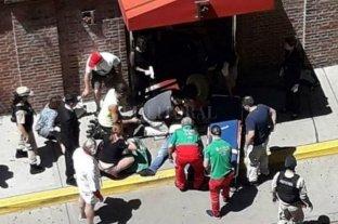 Motochorros asesinan a un turista inglés en Puerto Madero