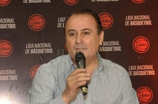 Gerardo Montenegro es el nuevo presidente de la Asociación de Clubes de Básquetbol
