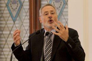 Sain negó haber cortado las horas OSPE y culpó de los rumores a ex jefes policiales