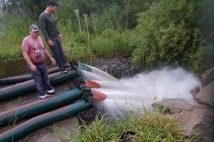 El Municipio de Santo Tomé brindó un informe de situación por el fuerte temporal