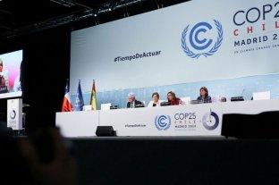 """La cumbre del clima cerró con un acuerdo para ser """"más ambiciosos"""" desde 2020"""