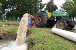 En la ciudad de Recreo se registraron 201 mm de lluvia  -  -
