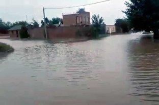 Más de 330 mm de lluvia se registraron en Santo Tomé -  -